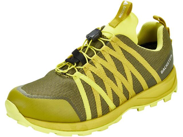 Dachstein Delta Pace GTX - Calzado Hombre - amarillo/verde